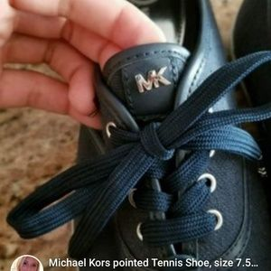 Michael Kors pointed Tennis shoes